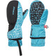 Zanier Gloves Shorty.ZX Gloves Kids Black/Royal